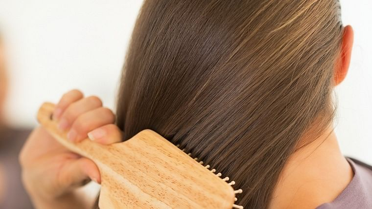 Here's how chronic stress leads to hair loss