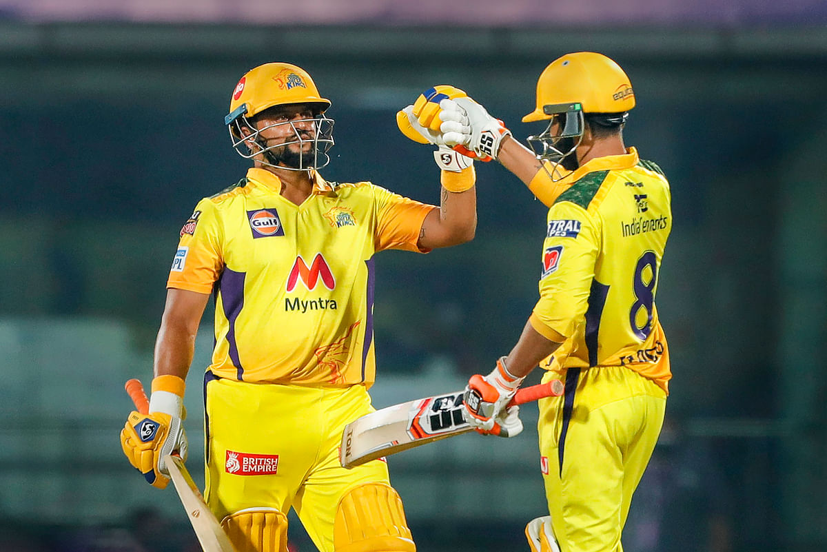 IPL 2021: Check out the points table after Chennai Super Kings vs SunRisers Hyderabad clash