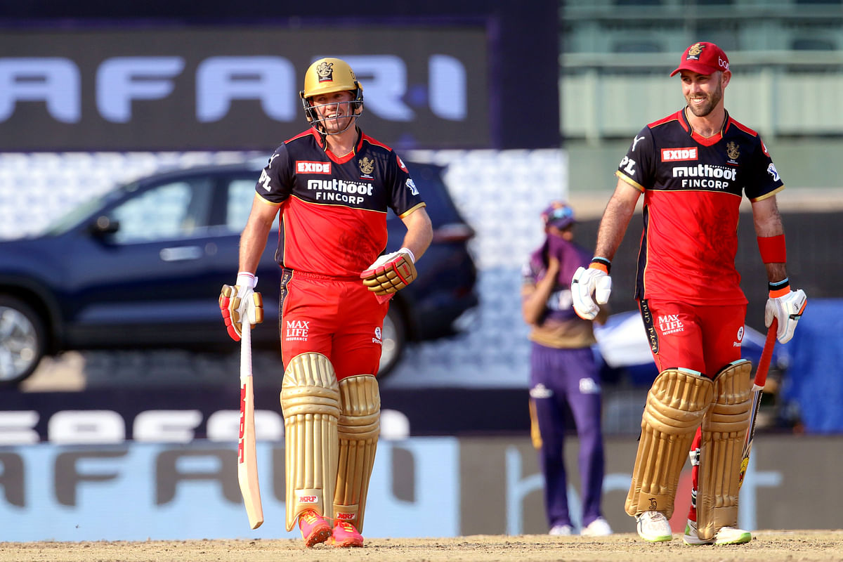 IPL 2021: Check out the points table after Royal Challengers Bangalore vs Kolkata Knight Riders clash