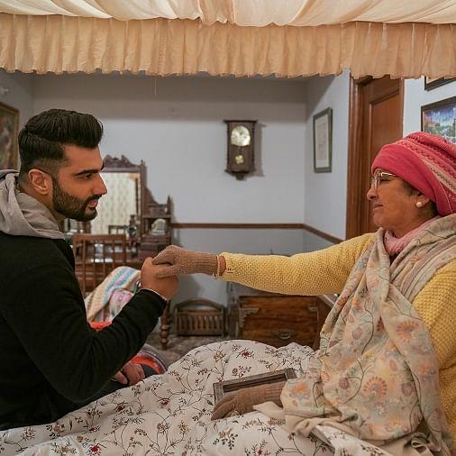 Netflix's Arjun Kapoor and Neena Gupta-starrer, 'Sardar Ka Grandson,' promises to be a family entertainer