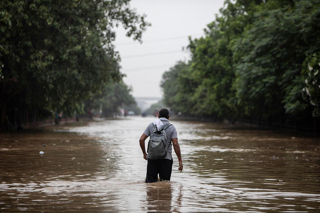 Climate change is making the Indian monsoon season chaotic, reveals a study by German researchers