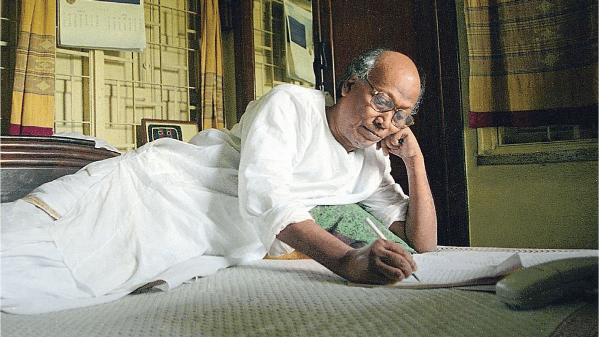 Bengali poet Shankha Ghosh dies of COVID-19 at 89; Indian leaders pay respect