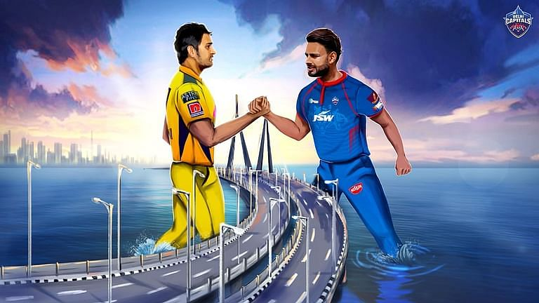 IPL 2021: CSK vs DC - CSK 71-3 after 10 overs; Raina and Moeen Ali rescue CSK after horrible start