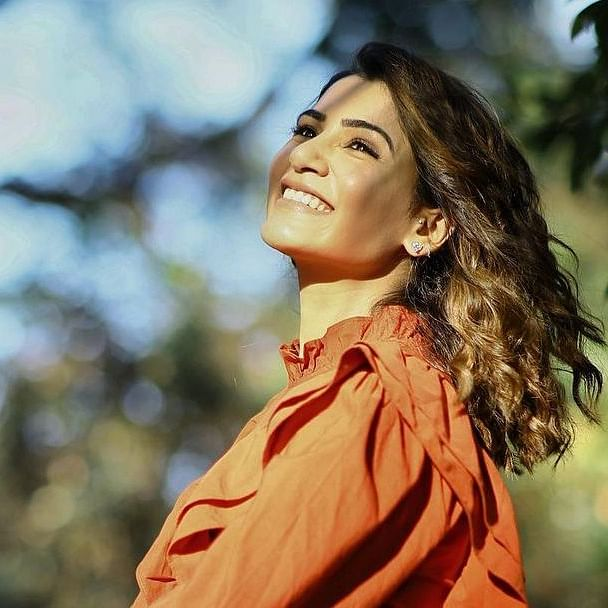 'Hang in there, it gets better': Samantha Akkineni shares a heartwarming picture