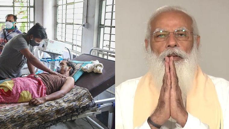 Nashik oxygen leak: PM Modi tweets in Marathi, expresses grief over 'heart-wrenching' tragedy