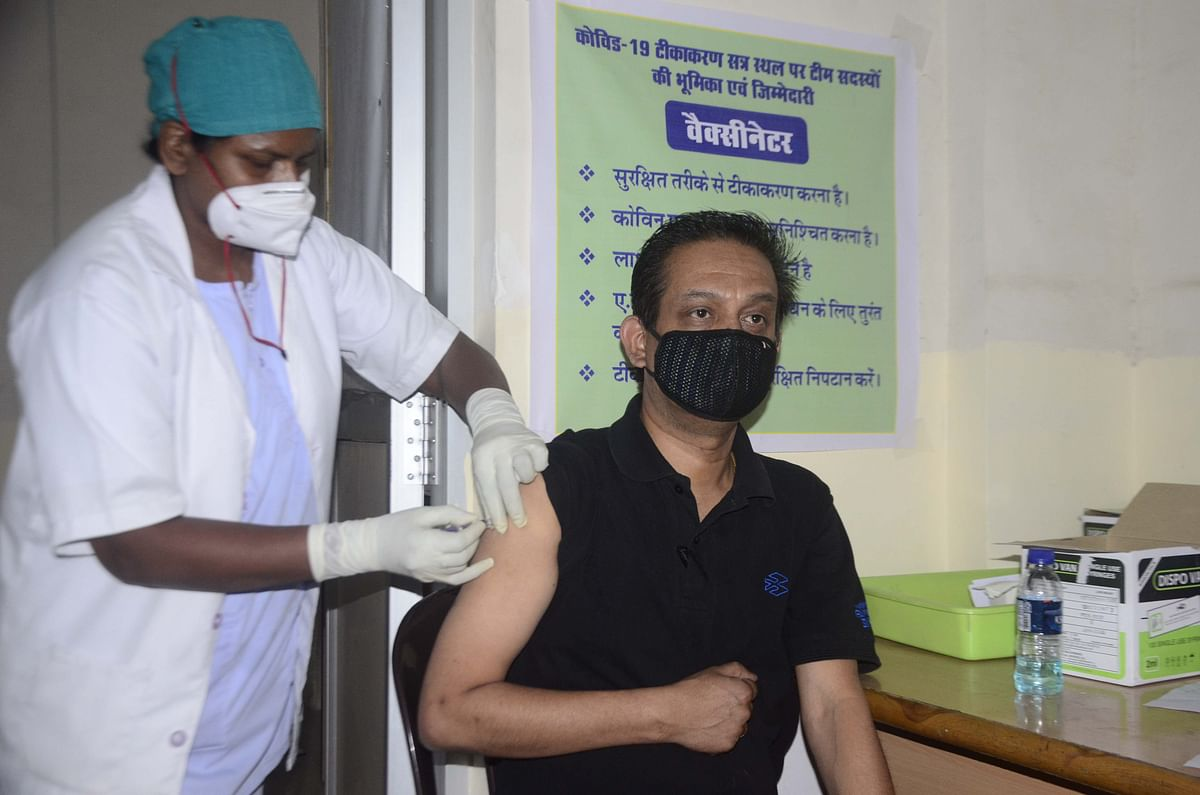 Both doses of vaccine provide around 98% protection from death: Govt