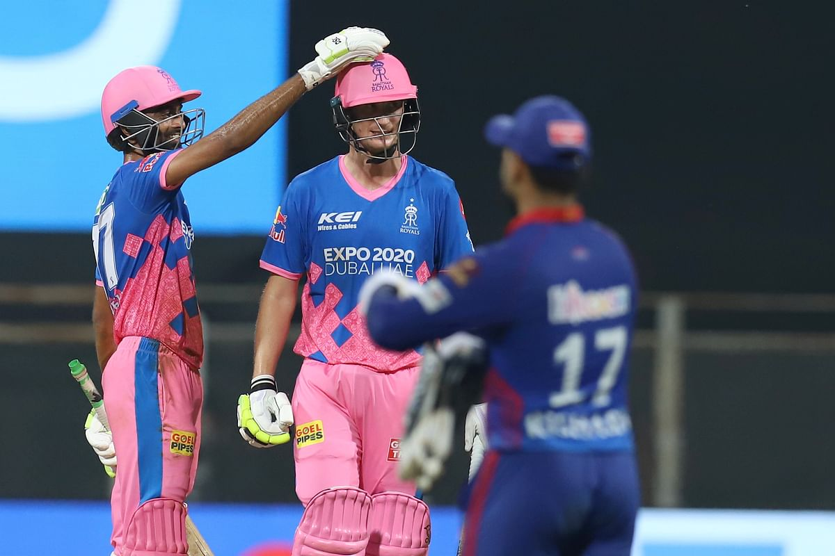 IPL 2021: Check out the points table after Rajasthan Royals vs Delhi Capitals clash