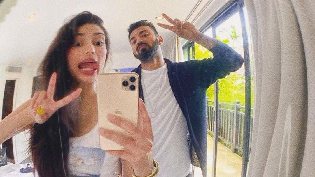 Check out Suniel Shetty's reaction to daughter Athiya's birthday post for rumoured boyfriend KL Rahul