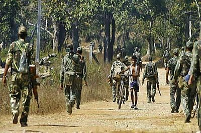 Five jawans killed in encounter with Maoists in Chhattisgarh