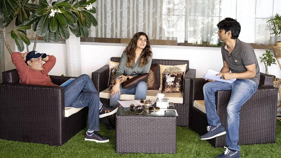 Raveena Tandon, Akshaye Khanna team up for Vijay Gutte's web series 'Legacy'