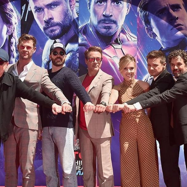 Mark Ruffalo, Robert Downey Jr celebrate second anniversary of 'Avengers: Endgame'
