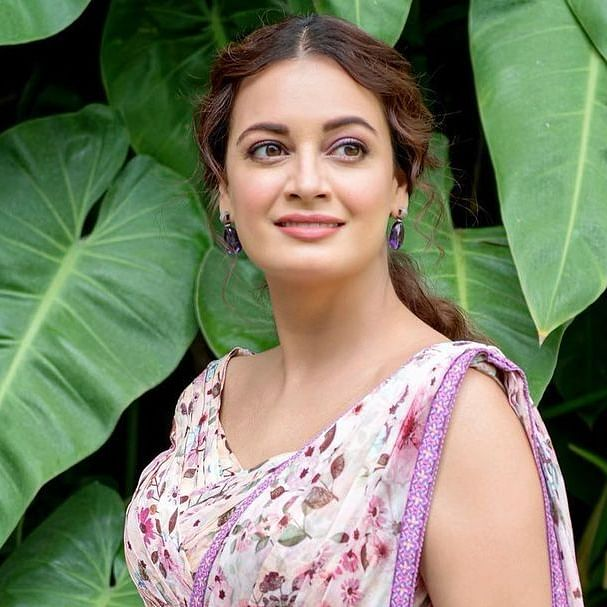 Mom-to-be Dia Mirza shares glimpse of  her 'work from home' - check out her unmissable pregnancy glow