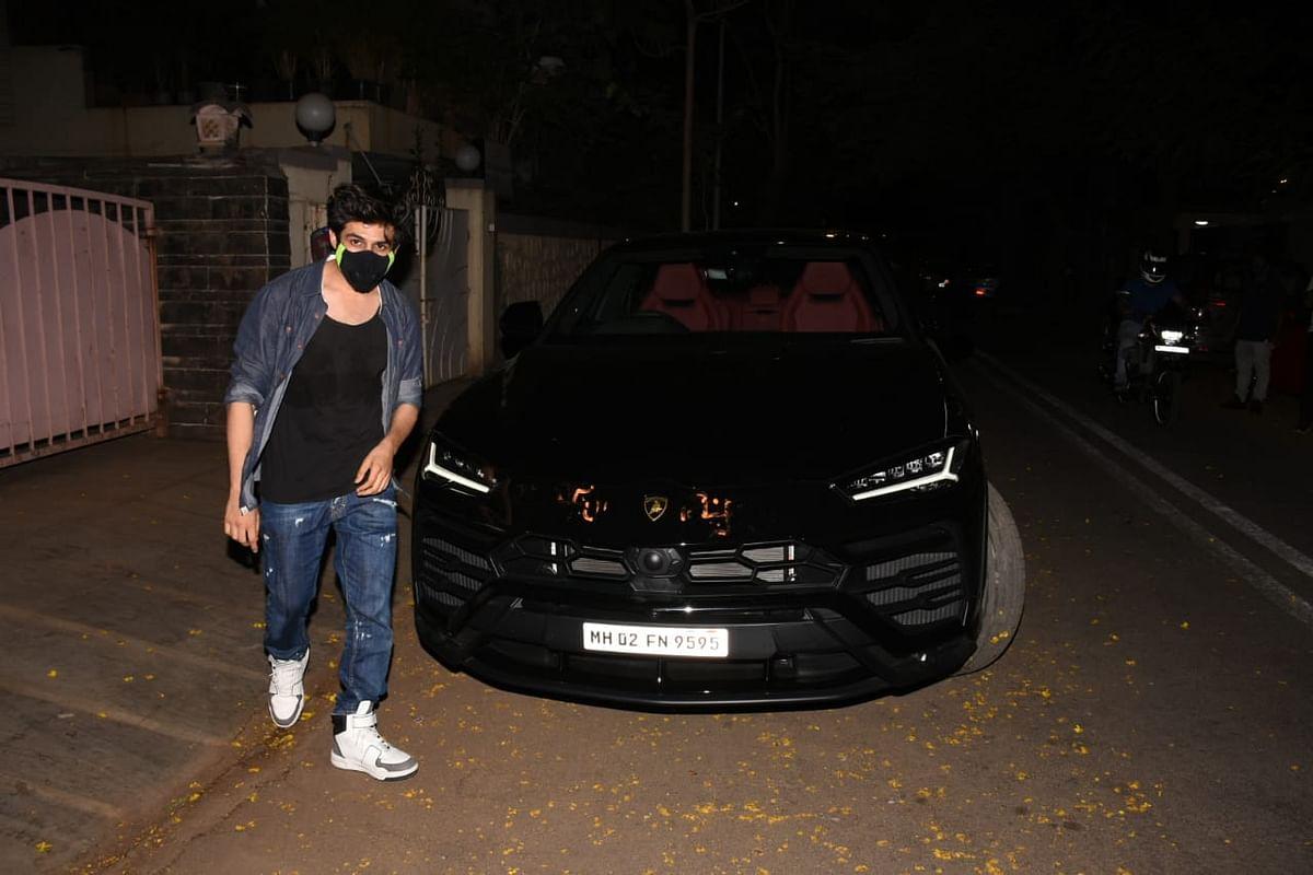 Post COVID-19 recovery, Kartik Aaryan buys a swanky new Lamborghini Urus worth Rs 3.4 crore