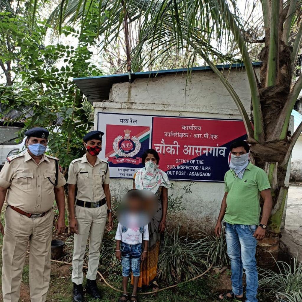 RPF Mumbai Division rescues 141 runaway children in last 12 months