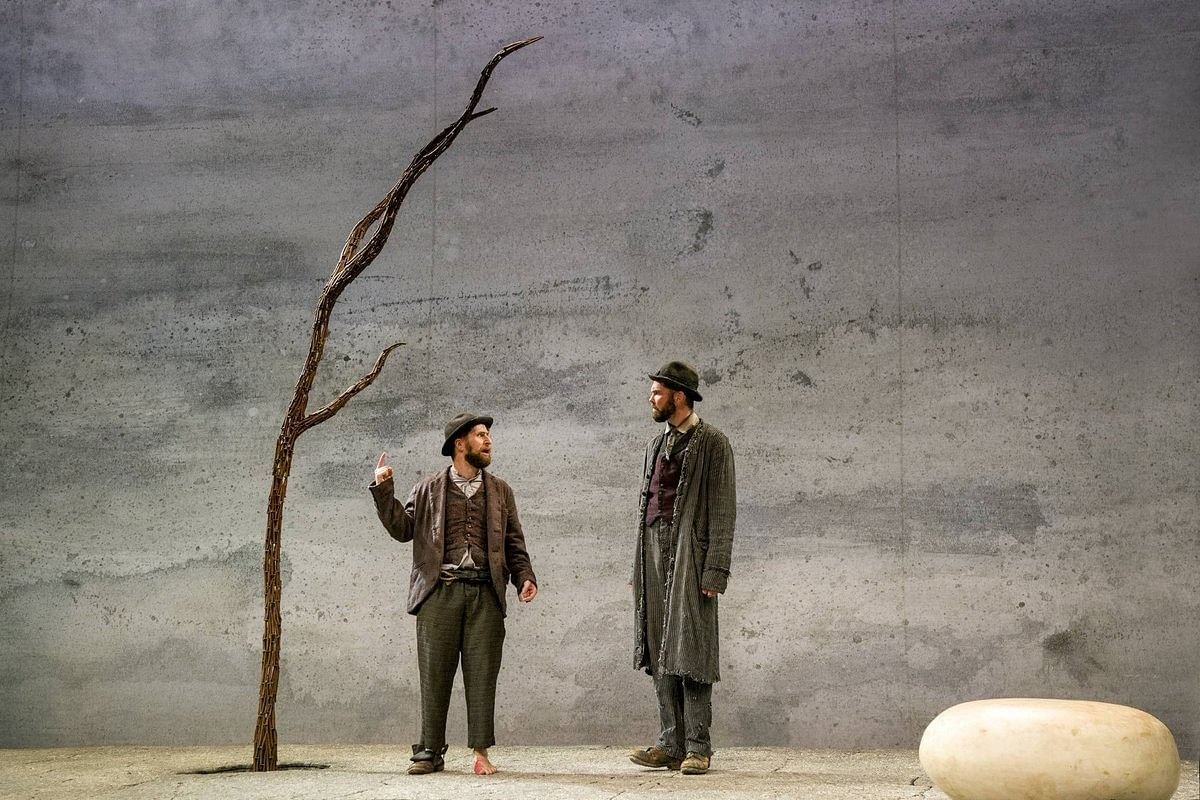 If all the world's a stage, then what's currently playing is Waiting For Godot, writes Alka Jain