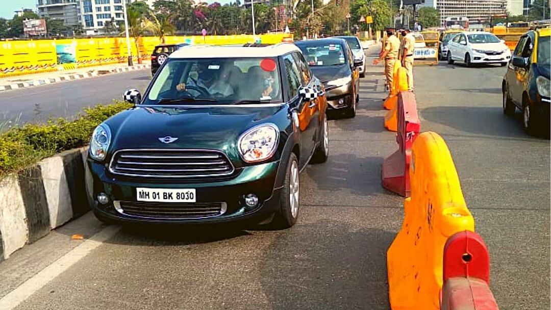 COVID-19: Mumbai police introduces 'green corridor' to facilitate uninterrupted movement of essential vehicles
