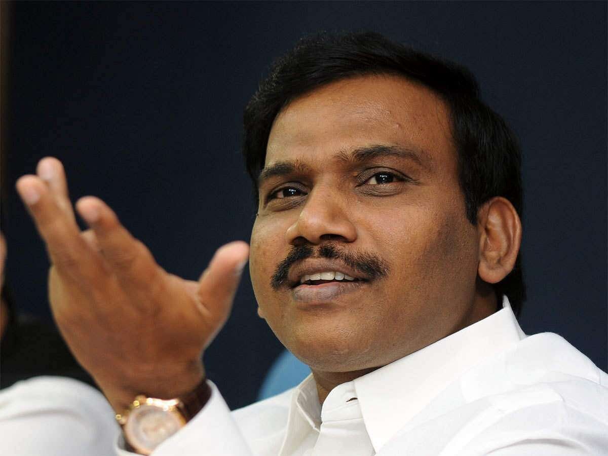 Tamil Nadu Elections 2021: ECI debars A Raja from campaigning for 48 hours