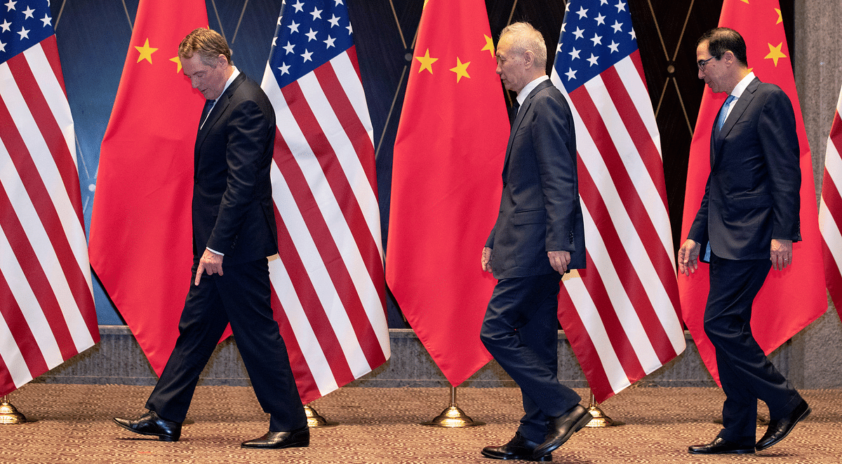 China warns US against taking superior position on global affairs