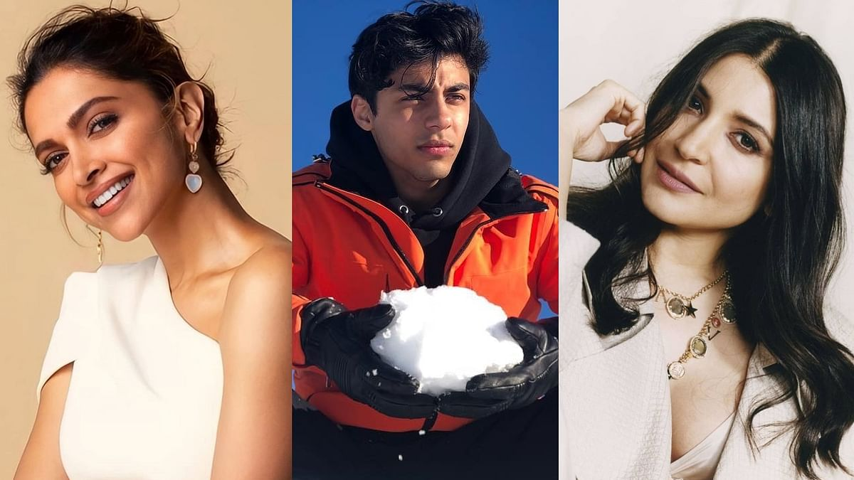 Shah Rukh Khan's son Aryan Khan does not follow THESE female co-stars of his dad on Instagram