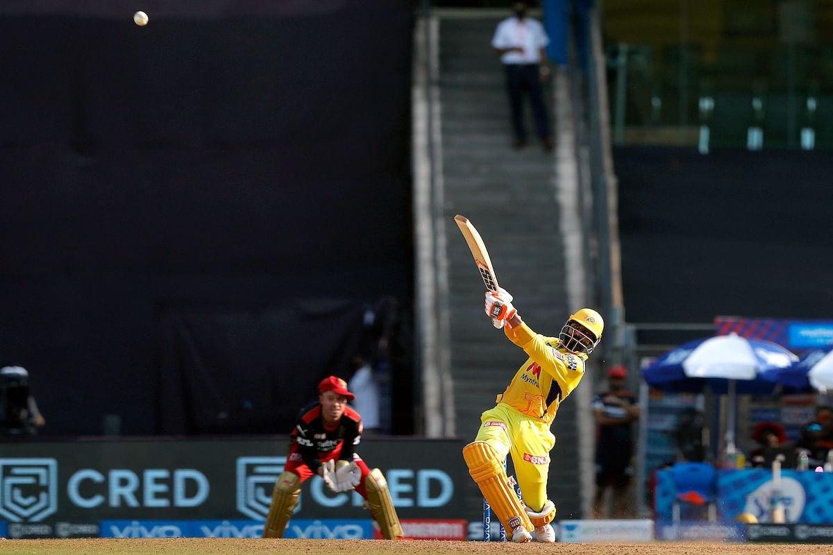 IPL 2021, RCB vs CSK: MS Dhoni's old tweet goes viral after 'rockstar' Ravindra Jadeja smashes 5 sixes in last over