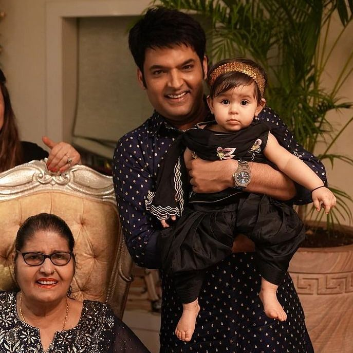 Kapil Sharma Birthday Special: Doting Dad moments of the star comedian