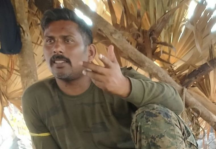 Chhattisgarh Naxal attack: Maoists release photo of abducted jawan; put condition for his safe release