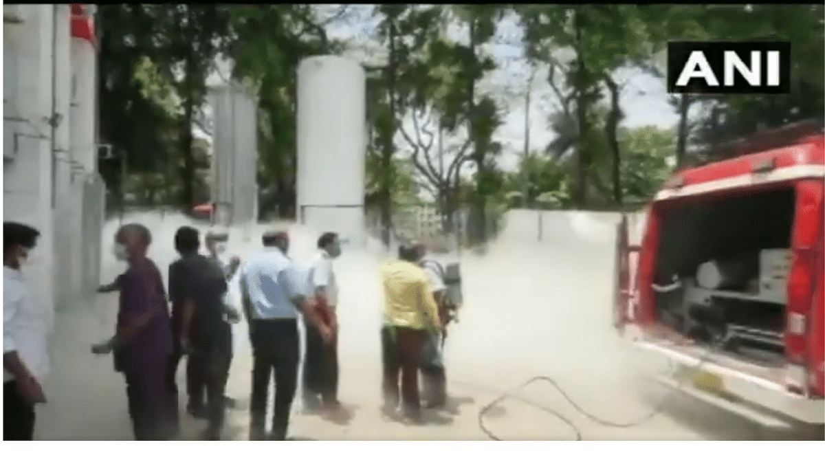 'Tragic, disturbing:' Bombay HC seeks state's response in Nashik oxygen leak incident