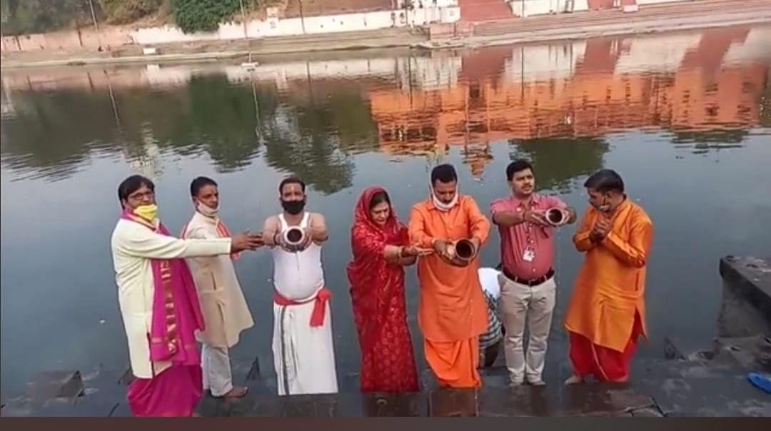 Ujjain: Twice in a row! Hindu New Year celebrations held sans fanfare