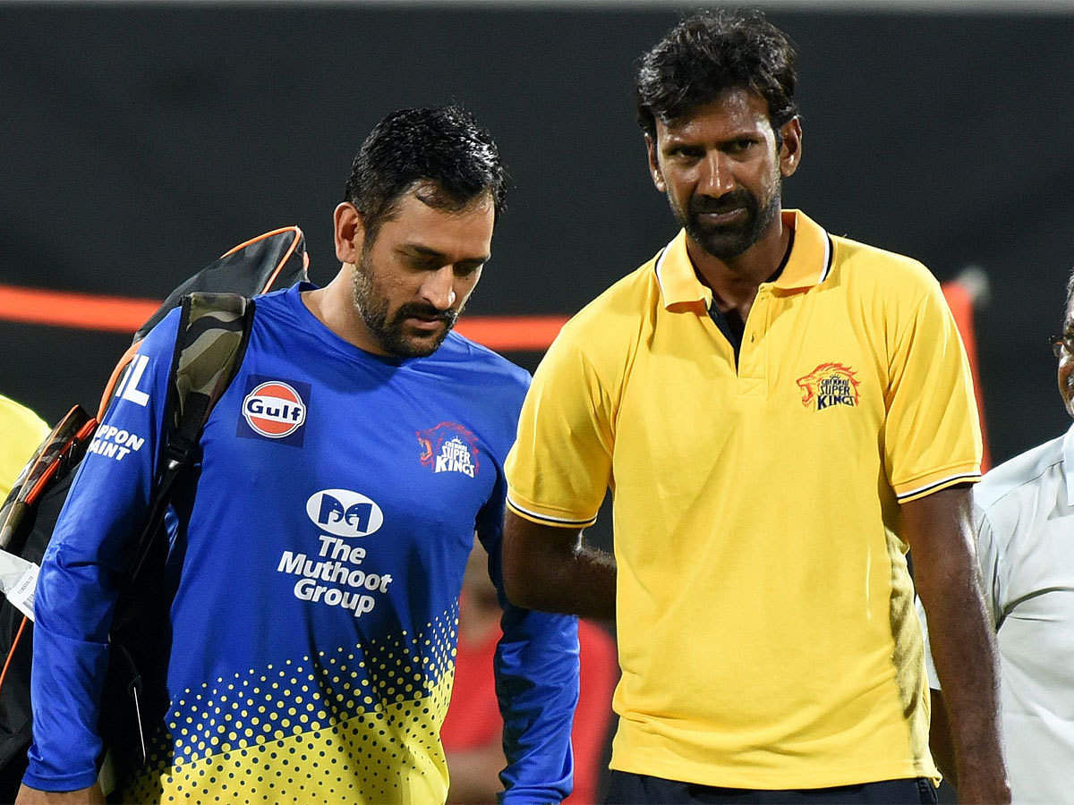 Covid hits IPL: CSK CEO, Bowling Coach L Balaji  and Bus Cleaner test positive; No rescheduling of CSK's next match against RR yet