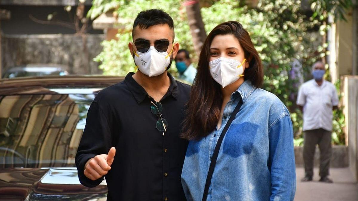 File photo of Anushka Sharma and Virat Kohli