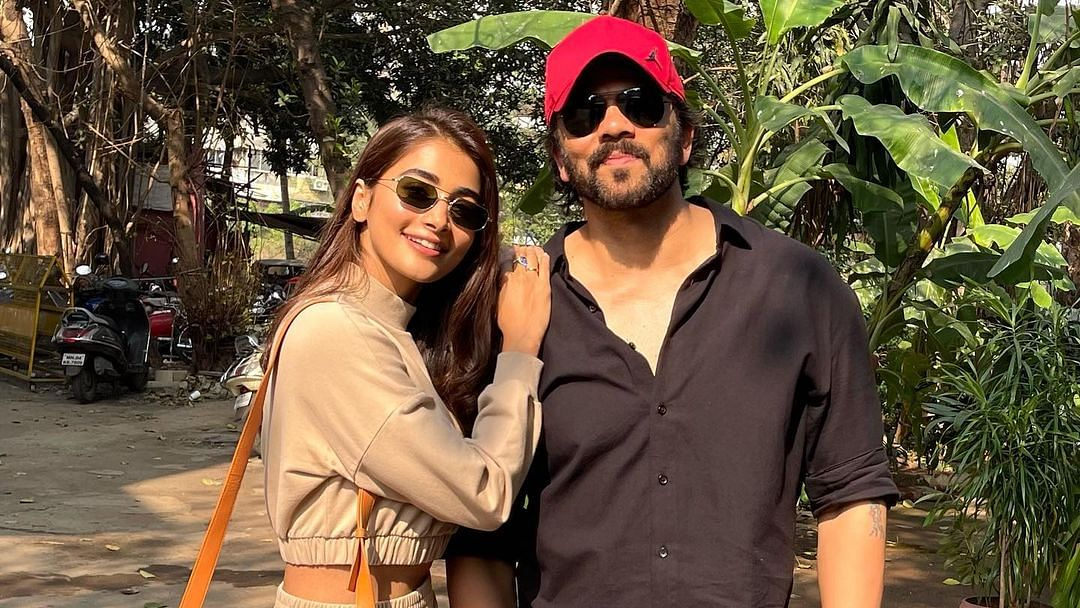 'Don't think I have laughed so much on a film set': Pooja Hegde on shooting 'Cirkus' with Rohit Shetty and Ranveer Singh