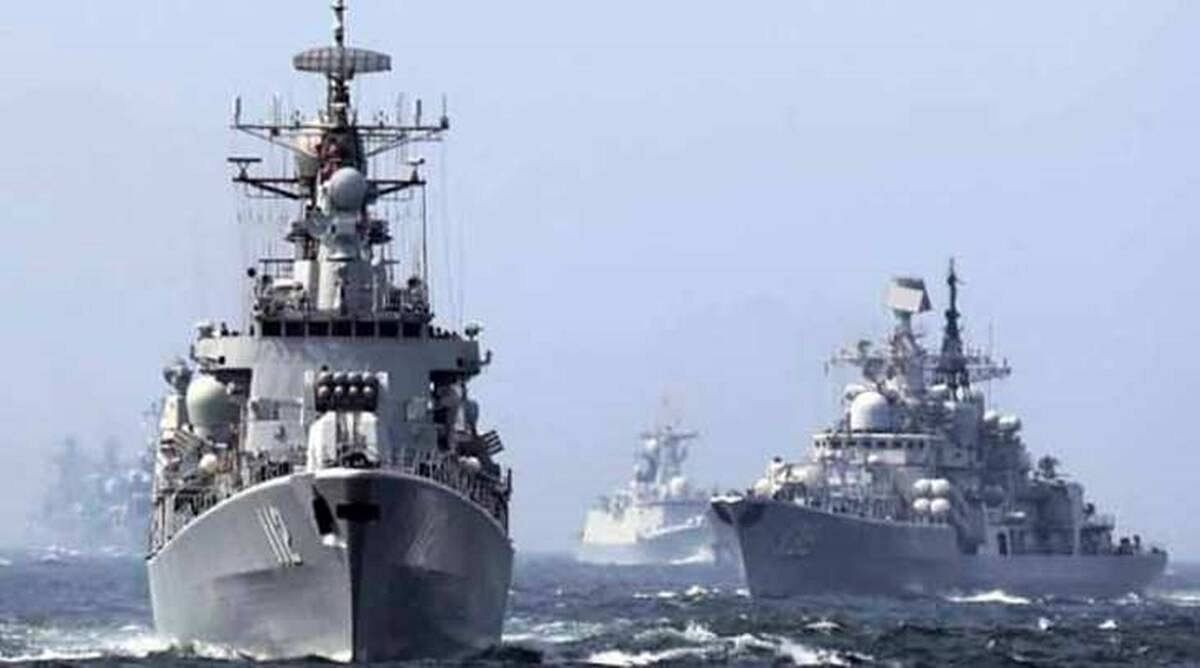 China cries provocation as US warship sails through Taiwan Strait to assert 'free and open Indo-Pacific'
