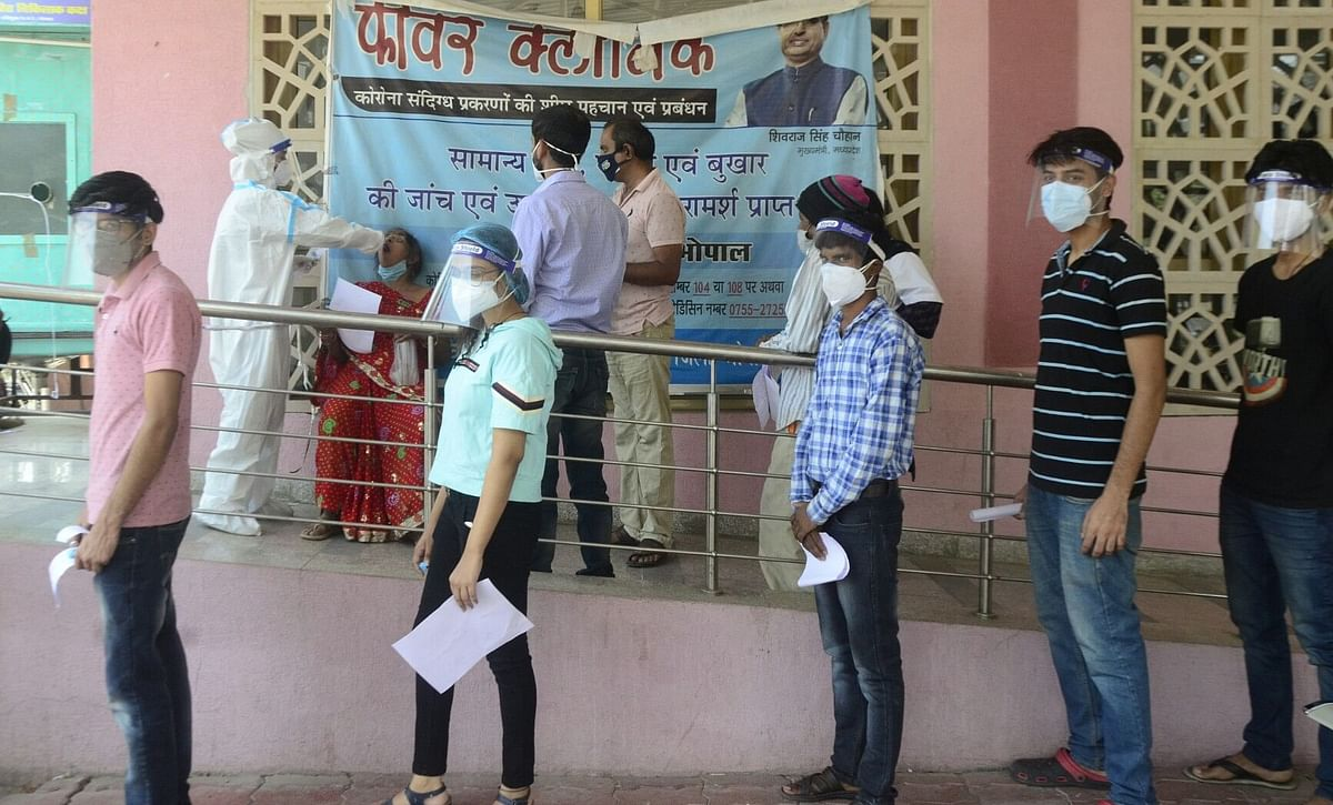 Bhopal: Youths go for jab in Madhya Pradesh, enthusiasm marks 1st day of vaccination for 18-44 age group