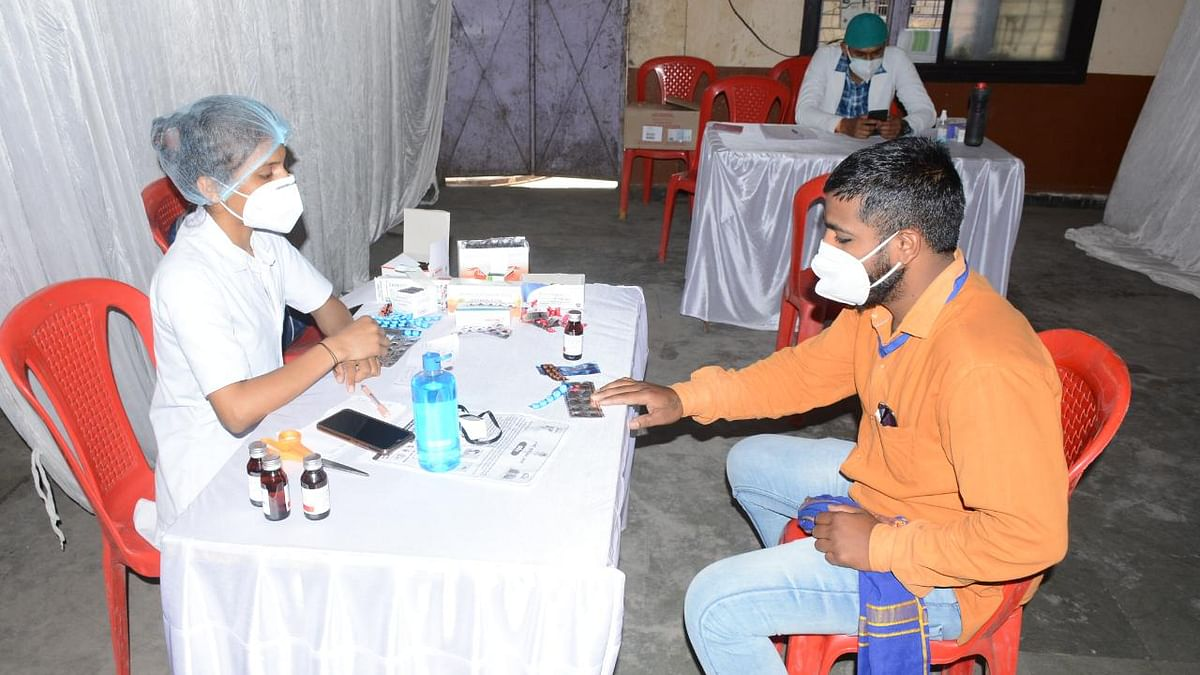 Ujjain: Kill Corona Campaign-3; 12 centers to provide first aid for cold and cough