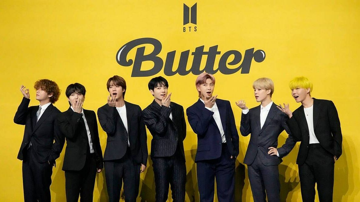 'Butter' by BTS smashes YouTube record for 24-hour views