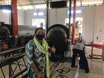 Muslim woman turns cremator in Kerala
