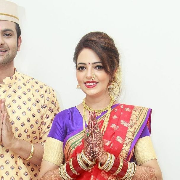 Sugandha Mishra, husband Sanket Bhosale and others booked for violating COVID-19 norms at wedding