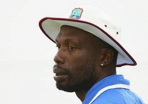 Pace legend Curtly Ambrose