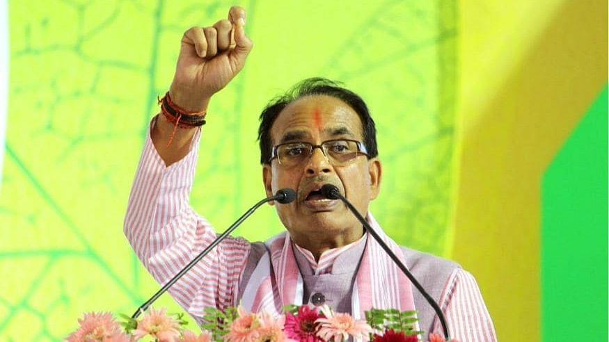 Bhopal: Congress ka hath, Pakistan ke sath, says Madhya Pradesh chief minister Shivraj Singh Chouhan