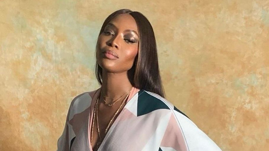Supermodel Naomi Campbell becomes mother to a baby girl, says 'there is no greater love'