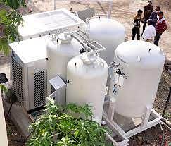 Oxygen generation plants set up at 8 hospitals in Madhya Pradesh, Gujarat, Uttar Pradesh and New Delhi