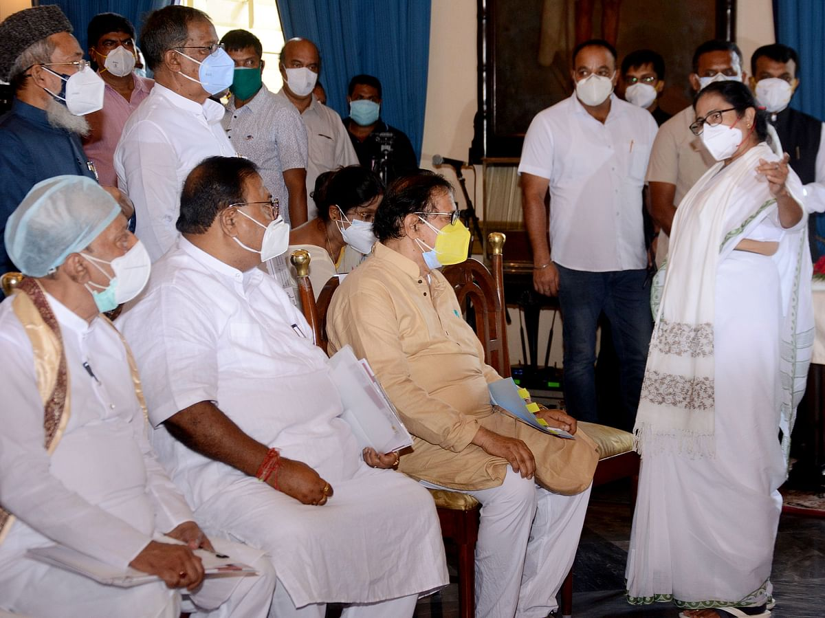 Mamata Banerjee's cabinet: 43 TMC legislators sworn-in as ministers; check out who gets what