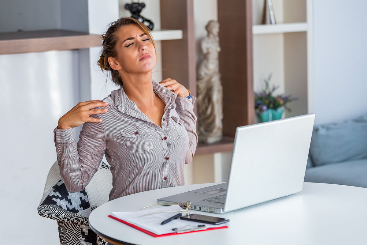 Prolonged sitting is injurious to health! Here's how you should avoid it