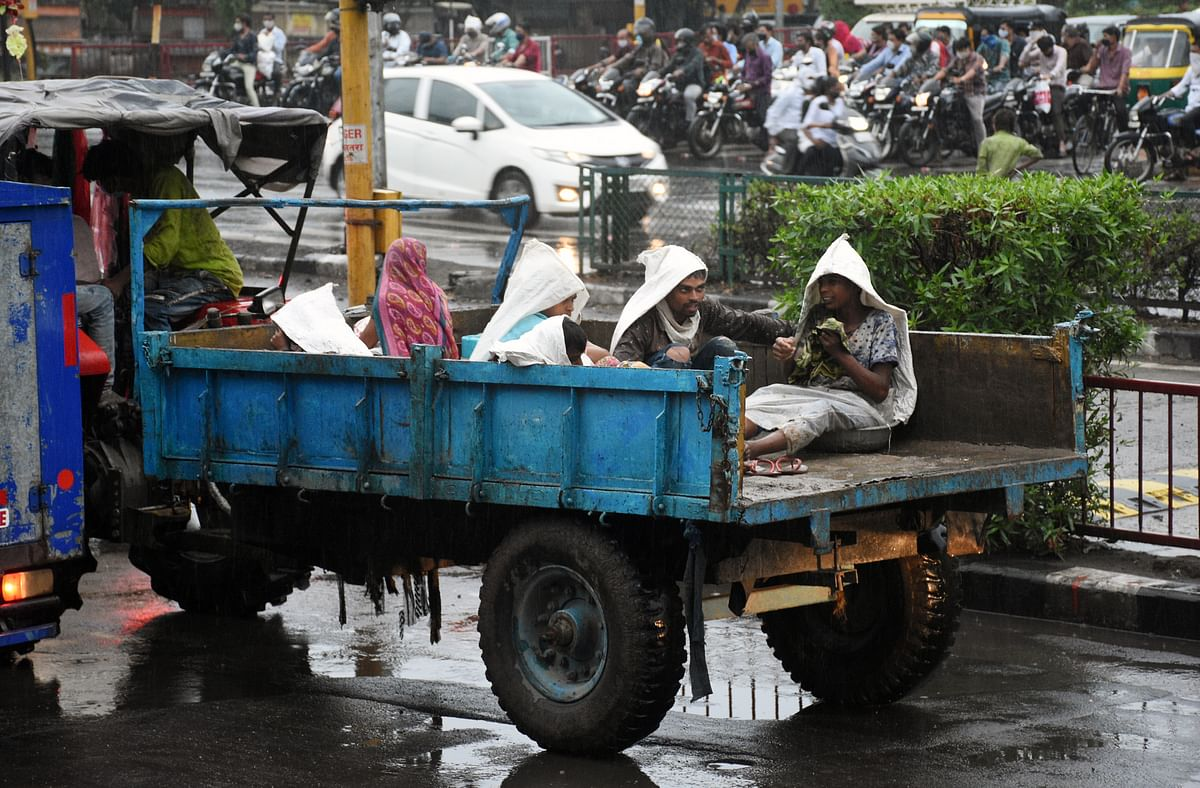 Cyclone Tauktae makes landfall in Gujarat; gusty winds and heavy rainfall continue in Mumbai