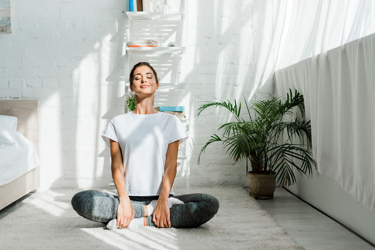 Learn the art of staying calm and content amid pandemic with Zazen