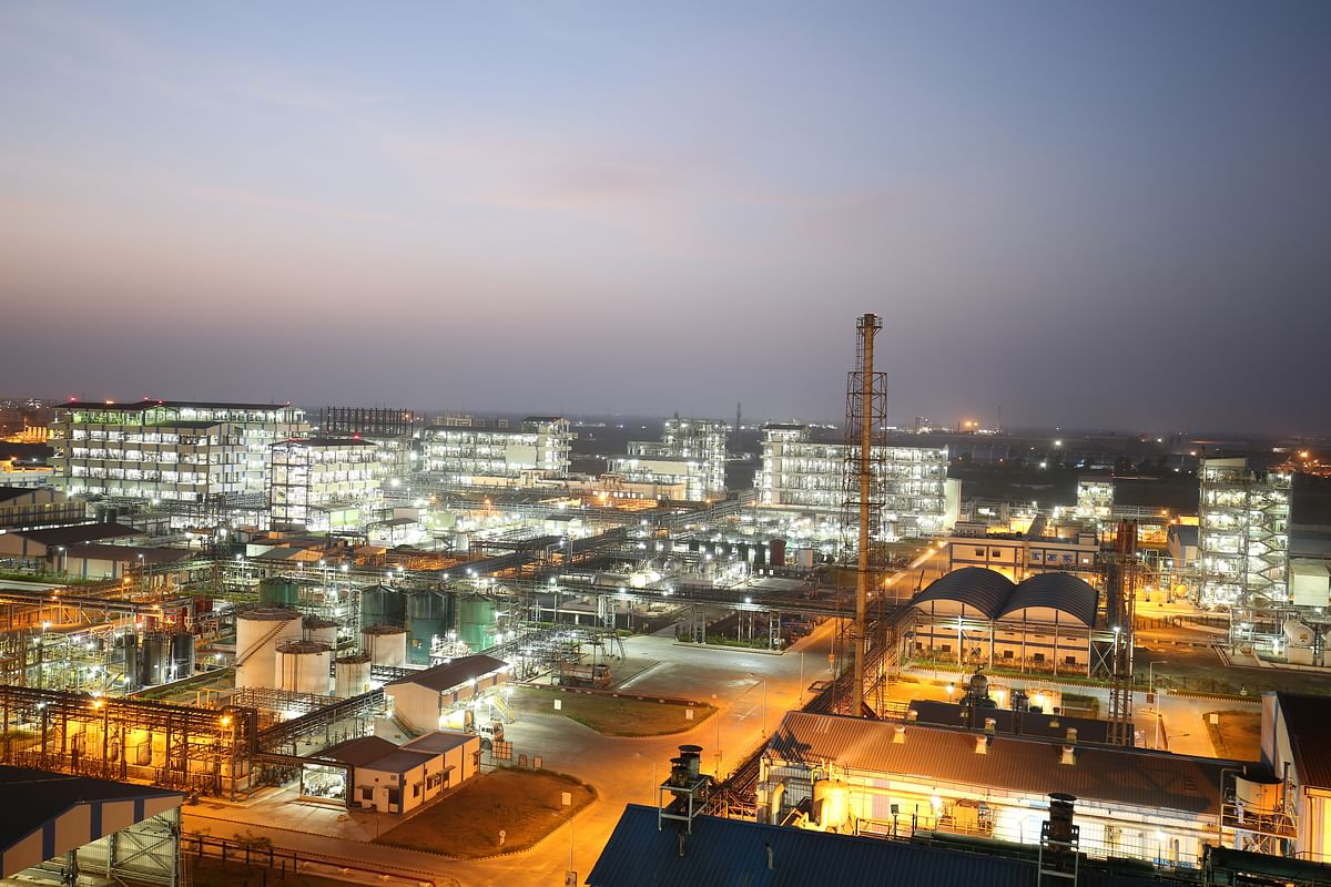 SRF commissions part of Rs 238 cr specialty chemicals plant project