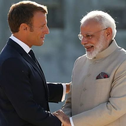 COVID-19: French President Emmanuel Macron reiterates support, solidarity with India