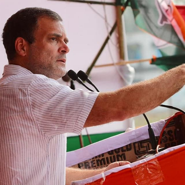 Delhi minor rape: NCPCR issues notice to Twitter India, calls for action against Rahul Gandhi's handle for posting pictures of victim's parents