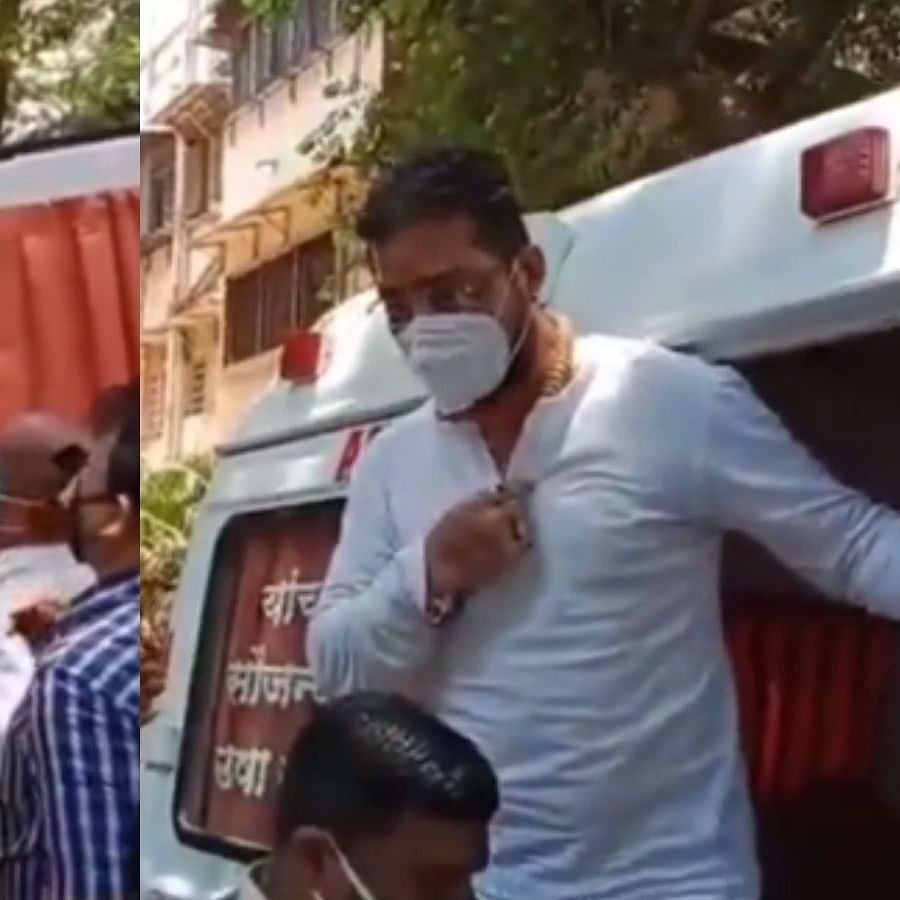 'Bigg Boss 13' fame Hindustani Bhau detained for protesting to cancel class 12 board exams