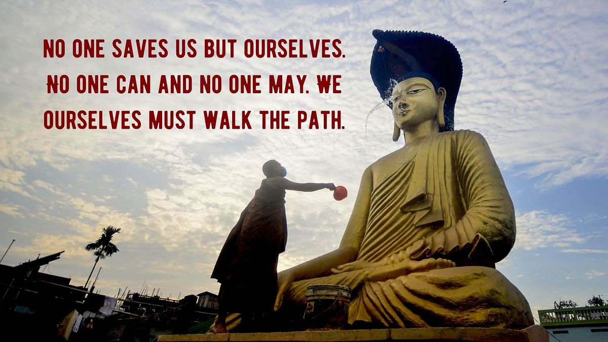 Buddha Purnima 2021: Inspirational quotes to add positivity in these trying times